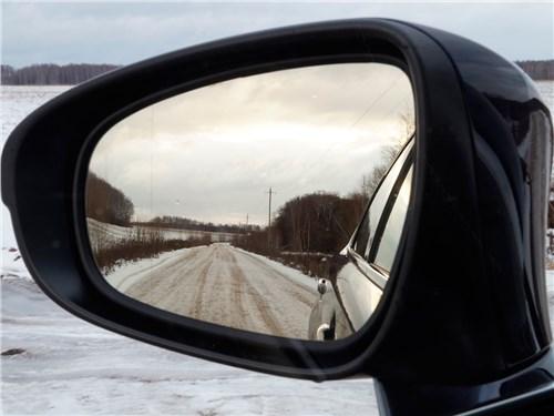Lexus ES 200 2016 боковое зеркало