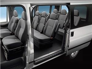 Предпросмотр ford tranzit 2006 посадочные места микроавтобуса с короткой базой