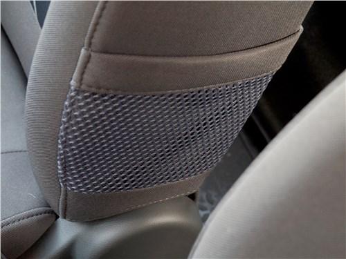 Предпросмотр ravon r2 2016 спинка переднего пассажирского сиденья