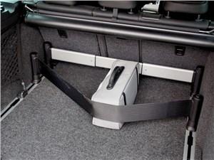 Skoda Superb Combi 2013 багажное отделение