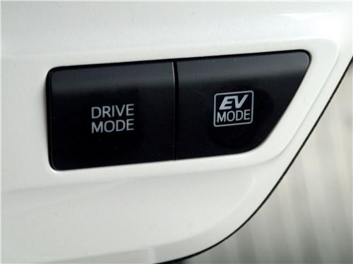 Предпросмотр toyota prius 2016 кнопка drive mode
