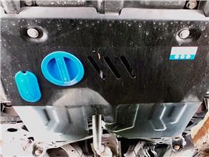 Lifan Celliya 2014 защита двигателя