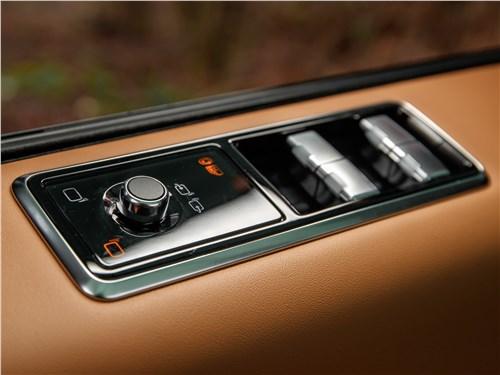 Land Rover Range Rover Sport SVR 2018 передняя дверь