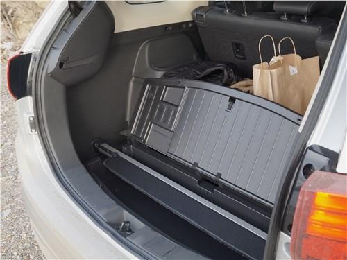 Предпросмотр mitsubishi outlander 2018 багажное отделение
