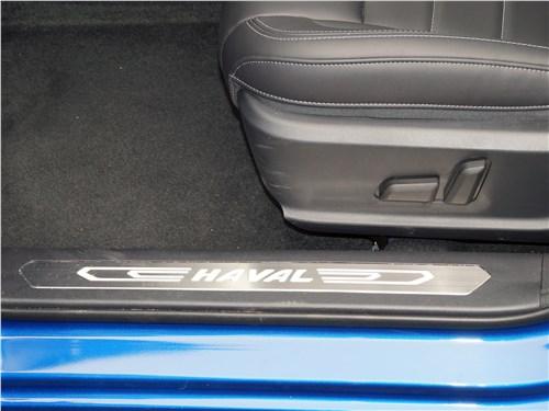 Haval F7 2019 водительское кресло