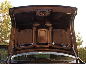 Datsun on-DO 2014 крышка багажника