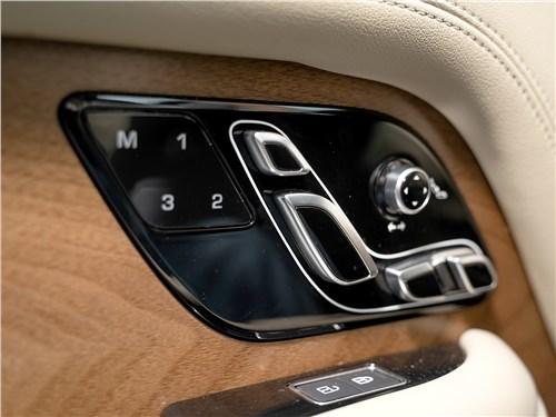 Land Rover Range Rover Westminster 3.0 TD AT L (2020) электрорегулировки сидений