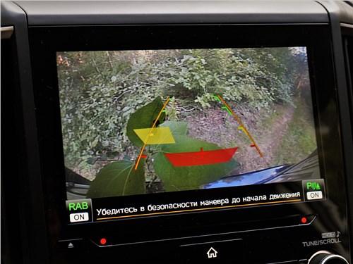 Subaru Forester Sport (2019) нижний монитор