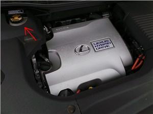 Lexus RX 450h F-Sport 2014 двигатель