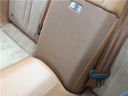 Предпросмотр lexus lc 500 (2021) задний диван