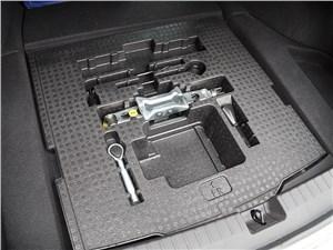 Acura TLX 2015 багажное отделение