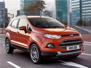 В Европе стартовали продажи обновленного «паркетника» Ford Ecosport