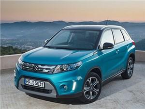 Продажи Suzuki Vitara на российском рынке стартуют уже через три недели