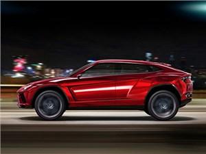 Новость про Lamborghini Urus - Lamborghini Urus Concept