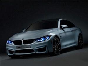 Новость про BMW M4 - В августе BMW покажет в США два новых концептуальных автомобиля