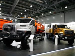 «Группа ГАЗ» вызвала фурор новой линейкой автомобилей «Урал NEXT»