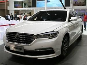 Lifan назвал российские цены на седан Lifan 820
