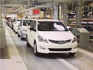 Hyundai Solaris российского производства поедут в Египет и Ливан