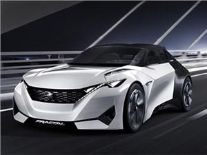 Новость про Peugeot - Peugeot Fractal 2015