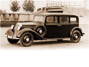 Mercedes-Benz 260D – пионер легковых дизелей
