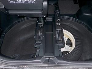 Toyota Alphard 2015 запаска-«докатка»