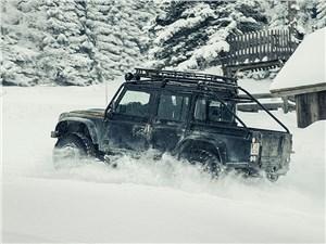 Предпросмотр land rover defender 110 targa 2015 вид сзадиland rover defender 110 targa 2015 вид сбоку