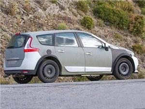 Новость про Renault Scenic - Обновленный Renault Scenic выйдет на рынок во второй половине будущего года