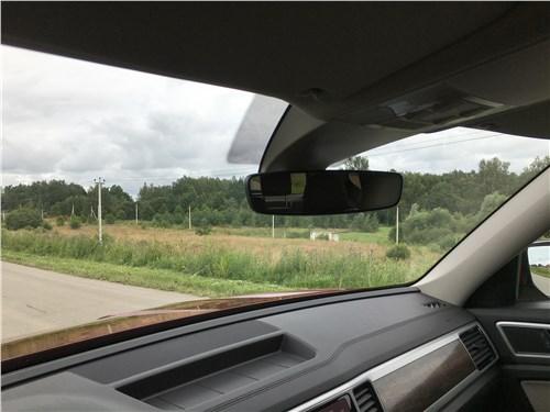 Volkswagen Teramont 2018 салонное зеркало