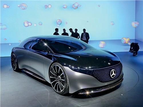 Mercedes-Benz Vision EQS Concept 2019