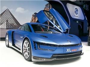 Volkswagen XL Sport Concept 2014
