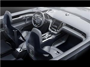 Предпросмотр volvo coupe концепт 2013 интерьер фото 3