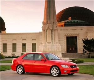 Предпросмотр lexus is300 2001 седан спортивная версия