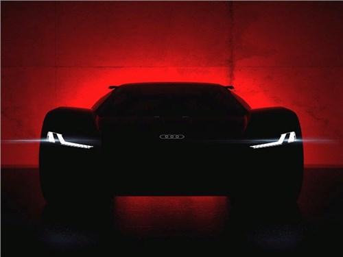 Новость про Audi - Audi PB 18 e-tron