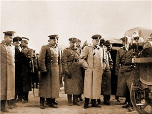 Военный министр Владимир Александрович Сухомлинов