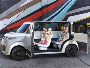 Новость про Nissan - Nissan Teatro for Dayz concept