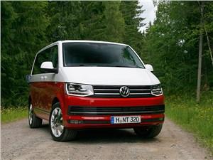 Предпросмотр volkswagen multivan 2015 вид спереди