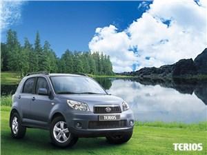 Серьезные игрушки (Daihatsu Terios, Suzuki Jimny, Mitsubishi Pajero Pinin) Terios -