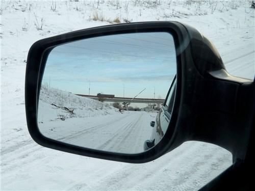 Datsun mi-Do 2015 боковое зеркало