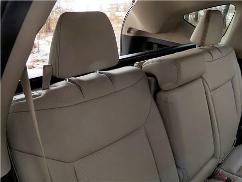 Honda CR-V 2015 задний диван
