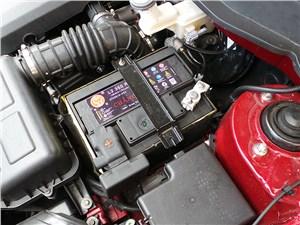 Changan CS35 2014 аккумулятор
