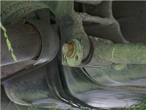 Chery Tiggo 2012 углы развала задних колес