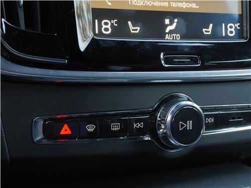 Volvo S90 2019 кнопки