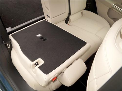 Mercedes-Benz B-Class 2019 задний диван