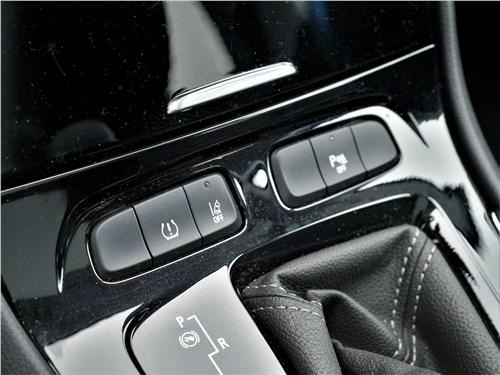 Opel Grandland X 2018 кнопки