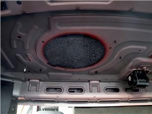 Предпросмотр chery arrizo 7 2014 внутренняя поверхность задней полки