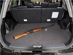 Geely Emgrand X7 2014 багажное отделение