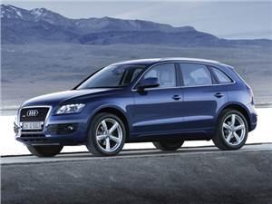Volvo XC60, Mercedes-Benz GLK-Class, Lexus RX, Land Rover Freelander, Infiniti EX, BMW X3, Audi Q5, Cadillac SRX