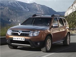 Новость про Renault Duster - Renault Duster остается самым популярным в России автомобилем SUV-сегмента