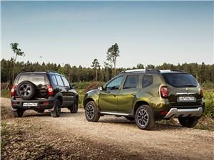 Сравнительный тест Chevrolet Niva и Renault Duster. Не разбирая дороги