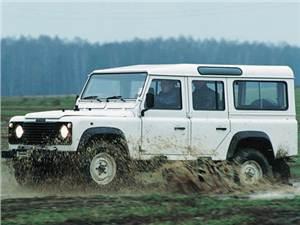 Toyota Land Cruiser, Nissan Patrol, Land Rover Defender 90